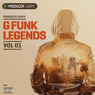 G-Funk Legends Vol 1