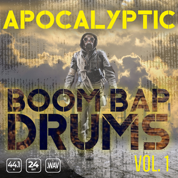 Apocalyptic Boom Bap Drums Vol 1