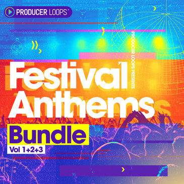 Festival Anthems Bundle (Vols 1-3)