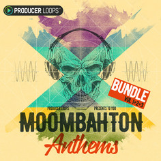 Moombahton Anthems Bundle (Vols 1-3)