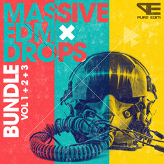 Massive EDM Drops Bundle (Vols 1-3)