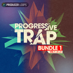 Progressive Trap Bundle (Vols 1-3)
