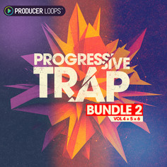 Progressive Trap Bundle (Vols 4-6)
