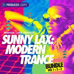 Sunny Lax: Modern Trance Bundle (Vols 1-3)