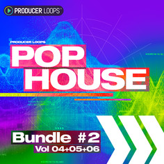 Pop House Bundle (Vols 4-6)