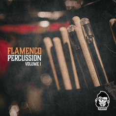 Flamenco Percussion Vol 1