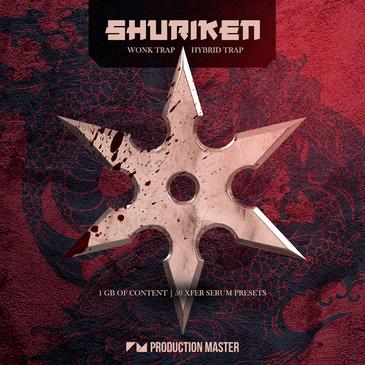 Shuriken - Wonk & Hybrid Trap