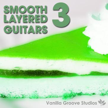 Smooth Layered Guitars Vol 3