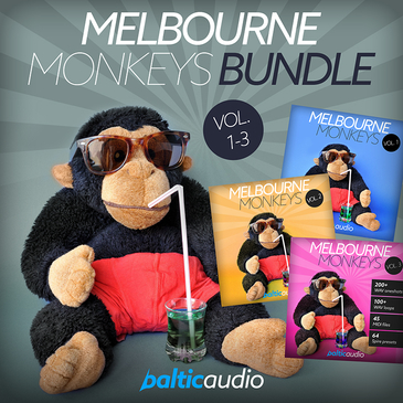 Melbourne Monkeys Bundle