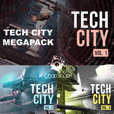Tech City Megapack