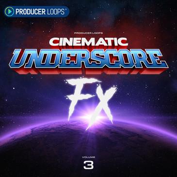 Cinematic Underscore FX Vol 3