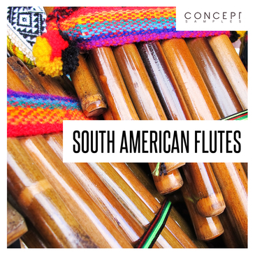 South American Flutes