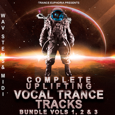 Complete Uplifting Vocal Trance Track Bundle