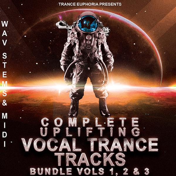 Complete Uplifting Vocal Trance Track Bundle