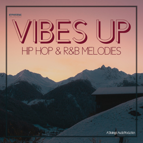 Vibes Up: Hip Hop & R&B Melodies
