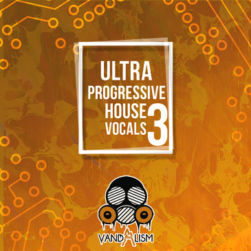 Ultra Progressive House Vocals 3