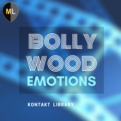 Bollywood Emotions Kontakt Library