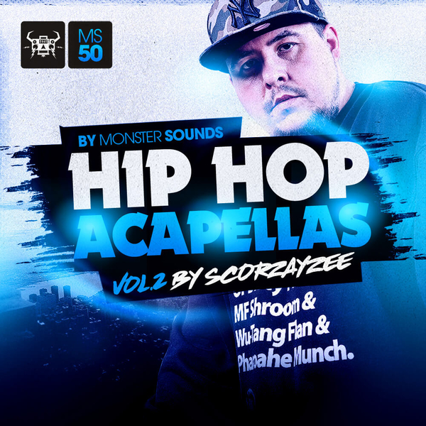 Scorzayzee: Hip Hop Acapellas 2