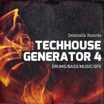 TechHouse Generator 4