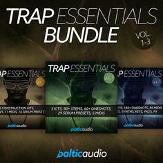 Baltic Audio: Trap Essentials Bundle