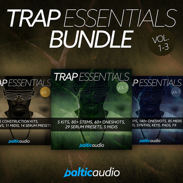 Baltic Audio: Trap Essentials Bundle