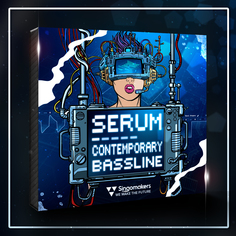 Serum Contemporary Bassline