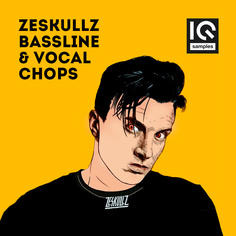 Zeskullz Bassline & Vocal Chops