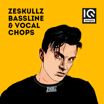 Zeskullz Bassline & Vocal Chops