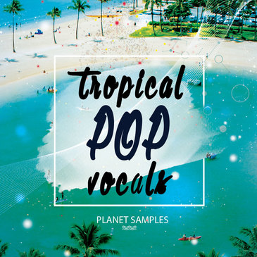 Tropical Pop Vocals