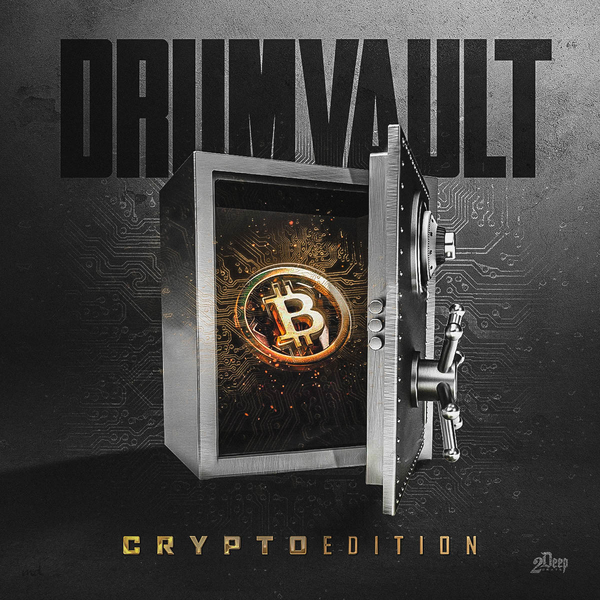 Drum Vault: Crypto Edition
