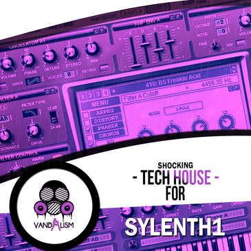 Shocking Tech House For Sylenth1