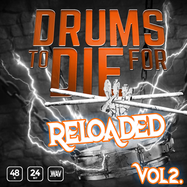 Drums To Die For Reloaded Vol 2