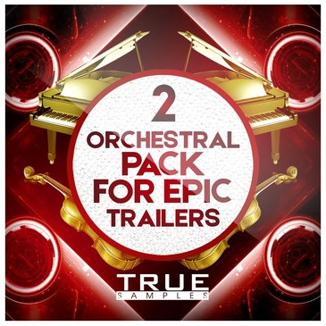 Orchestral Pack For Epic Trailers 2
