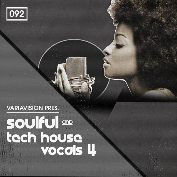 Soulful & Tech House Vocals 4