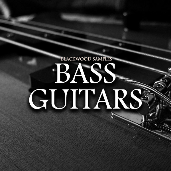 Blackwood Samples: Bass Guitar