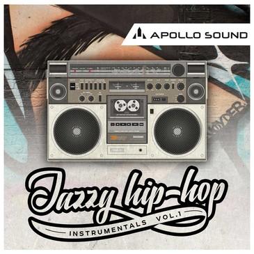 Jazzy Hip-Hop Instrumentals Volume 1