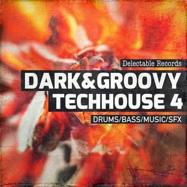 Dark And Groovy TechHouse 04