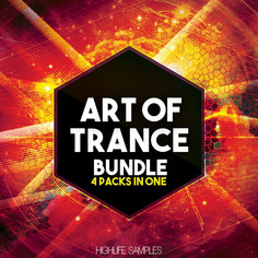 Art of Trance Bundle (Vols 1-4)