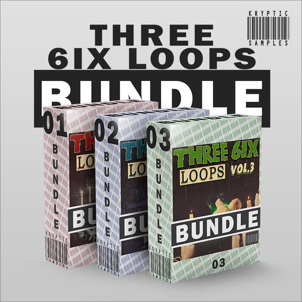 Three 6ix Loops Bundle