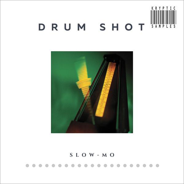 Drum Shot: Slow-Mo