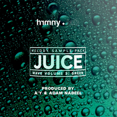 Juice Wave Vol 3 Green
