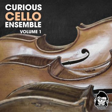 Curious Cello Ensemble Vol 1
