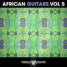 African Guitars Vol 5
