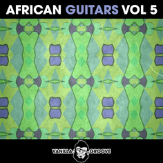 African Guitars Vol 5