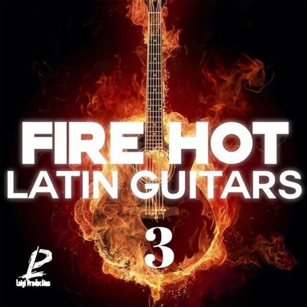 Fire Hot Latin Guitars 3