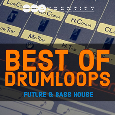 Best of Drumloops Future & Bass House