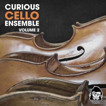 Curious Cello Ensemble Vol 2
