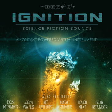 Ignition - Science Fiction Sounds