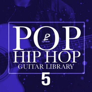 Pop Hip Hop: Guitar Library 5