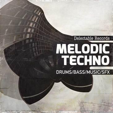 Delectable Records: Melodic Techno 01